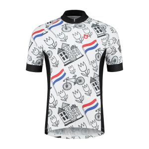 TD sportswear holland Nederland wielershirt