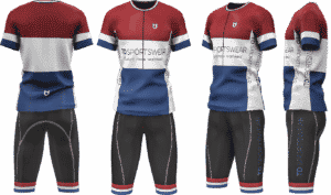 Dutch cycling set