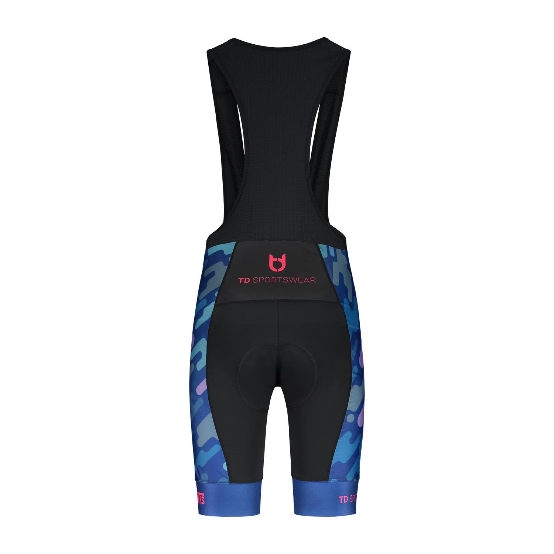 Pro camo td sportswear cycling pants
