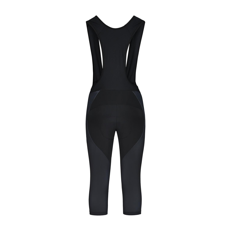 TD sportswear cycling bibs black 3/4
