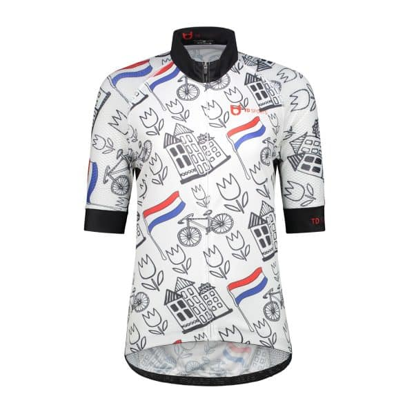 dutch jersey holland women td sportswear