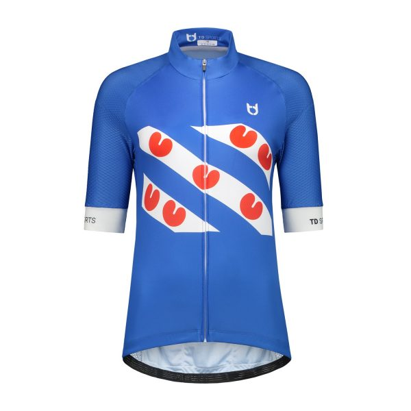 women cycling jersey Frisian TD sportswear