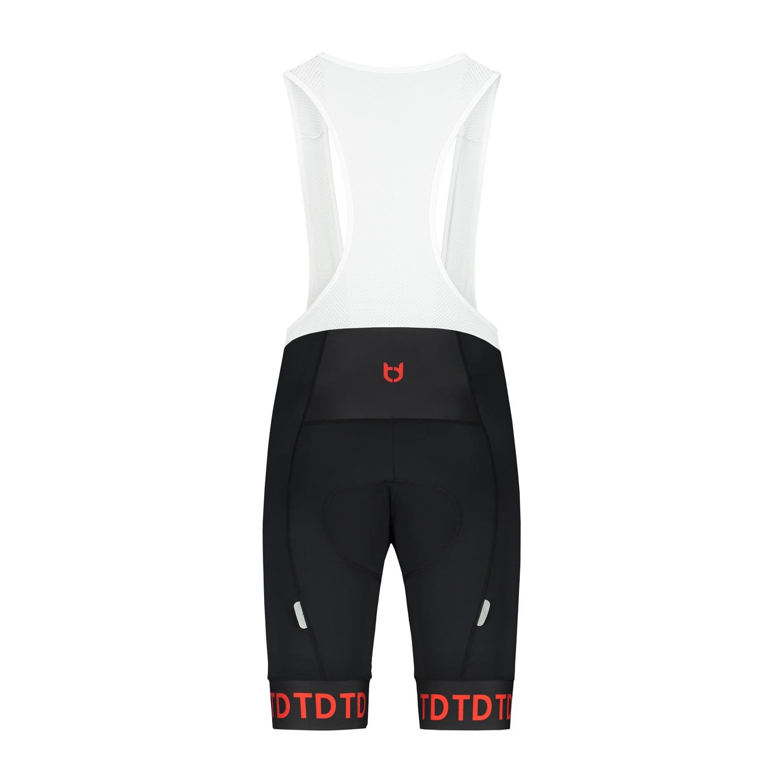 TD sportswear achterzijde classic bibs
