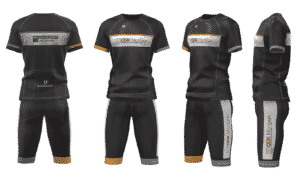 ODK Montage cycling team wear