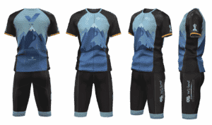 VAB custom cycling team wear