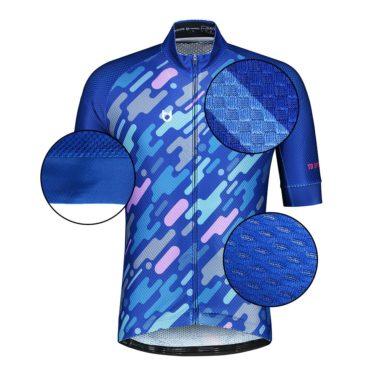 Elite lijn TD sportswear wielershirt