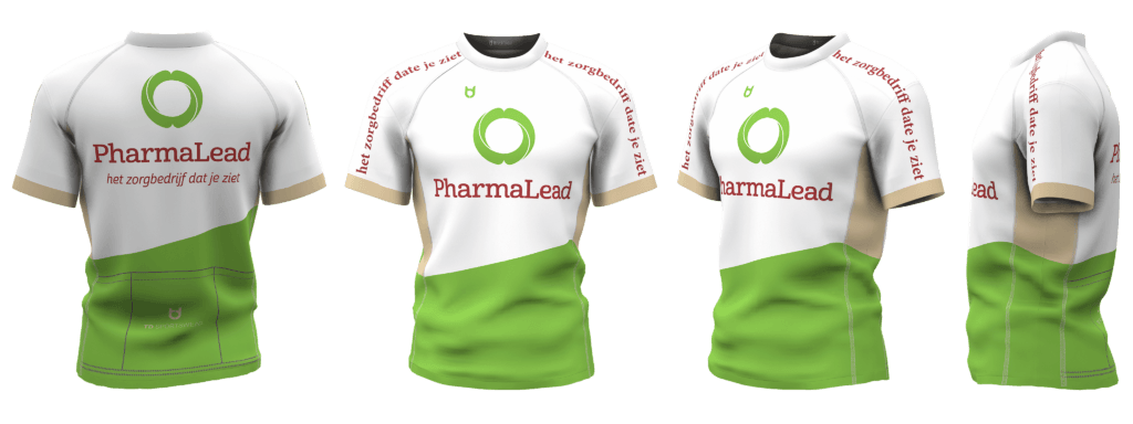 Custom running shirts Pharmalead