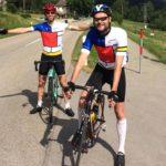 Mondriaan wielerkleding td sportswear