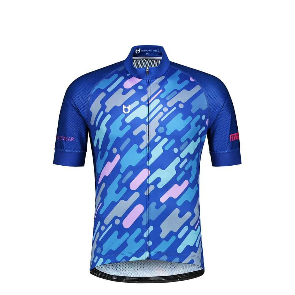 Custom made cycling jersey pro 800