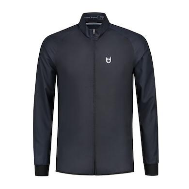 Regenjas td sportswear wielrennen zwart ontwerpen