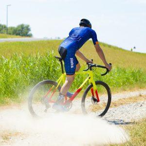 Fiets magazine custom cycling team apparel TD sportswear