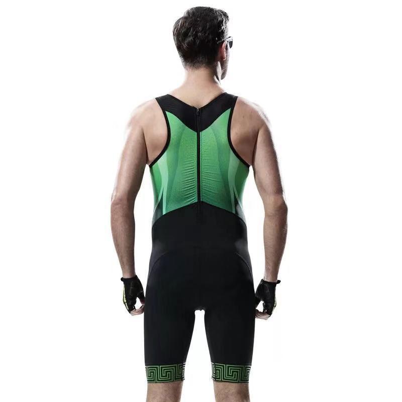 Achterzijde triathlon ontwerpen en bedrukken