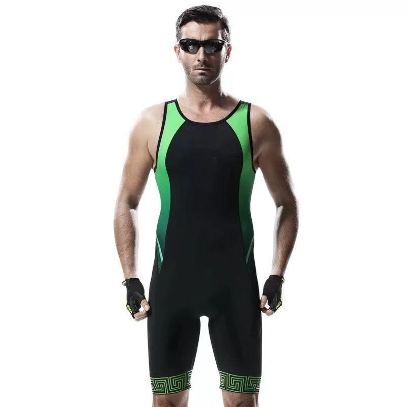 Ontwerp eigen triathlon kleding