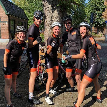 Disgover custom cycling team apparel TD sportswear