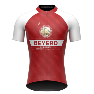 Café de Beyerd cycling jersey custom made TD sportswear