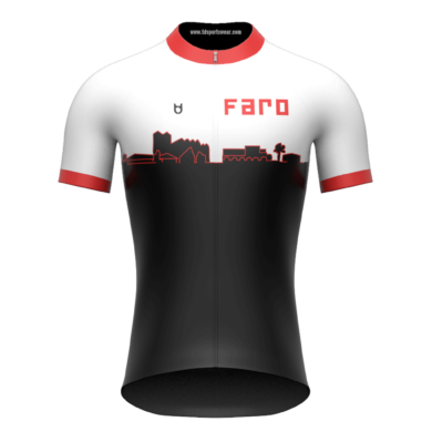 FARO architecten cycling jersey custom made TD sportswear