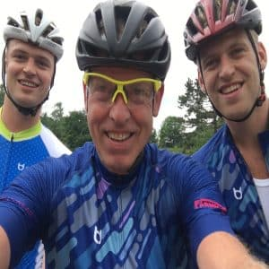 TD sportswear cycling apparel customer picture review