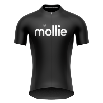 Mollie payments cycling jersey custom made TD sportswear