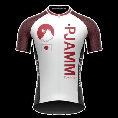 Pjamm cycling jersey TD sportswear