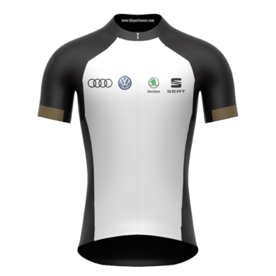 Point2line cycling jersey TD sportswear