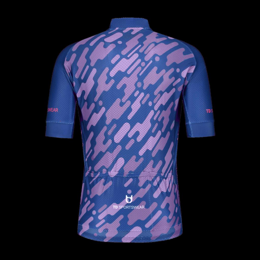 Pro 800 custom cycling jersey TD