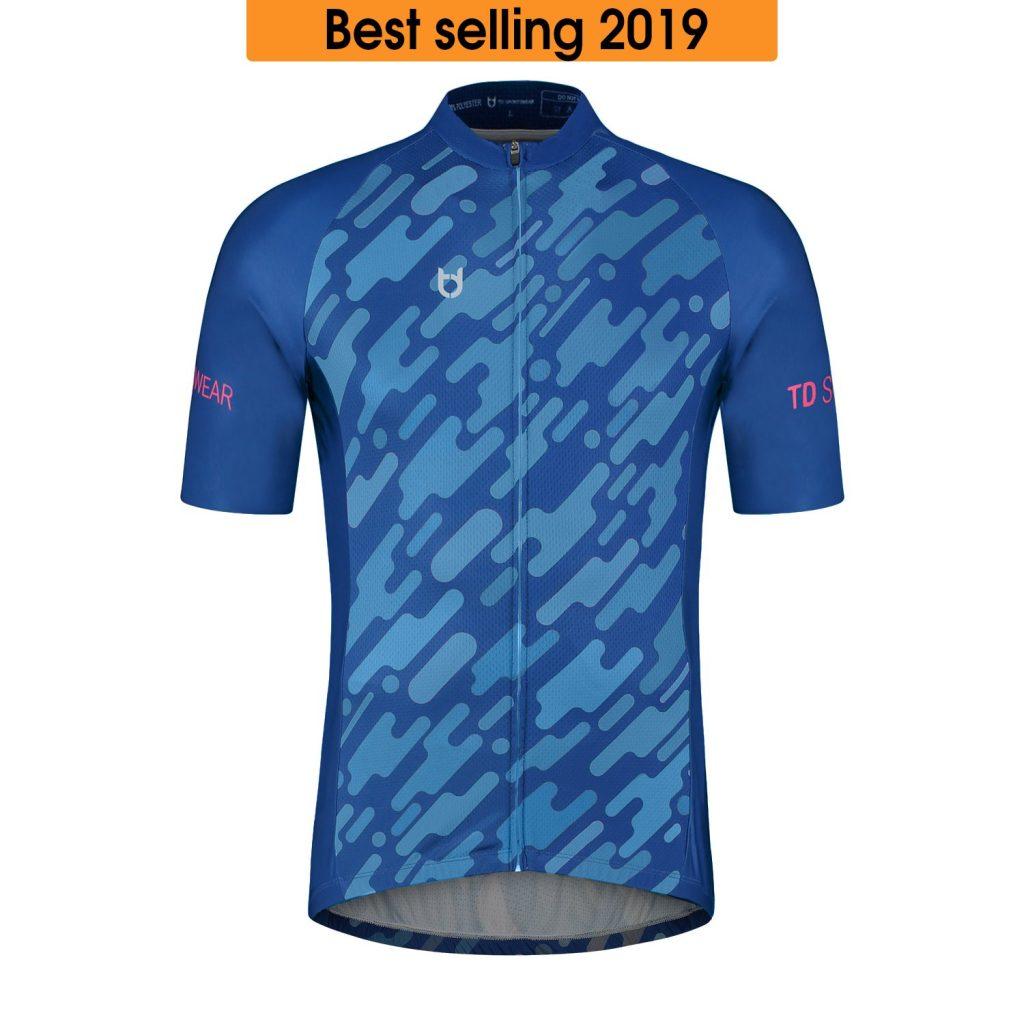 TD sportswear pro 300 custom cycling jersey
