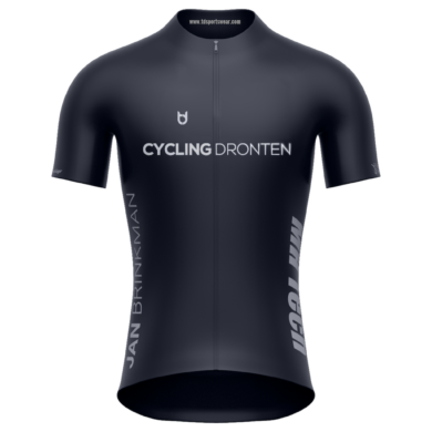 Cycling Dronten wielershirt td sportswear