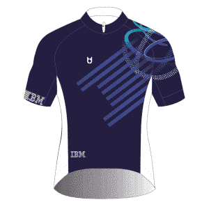 IBM cycling jersey order