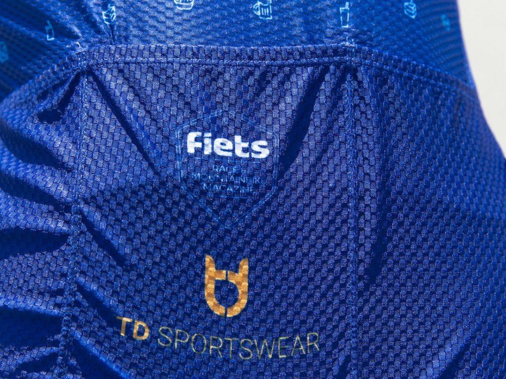 Elite 1200 rugzakjes details TD sportswear