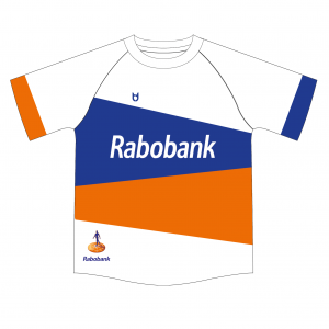 Rabobank running sports shirt TD sportswear
