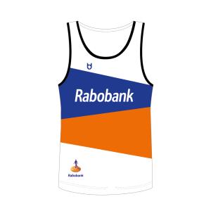 Rabobank hardloop singlet kopen TD sportswear
