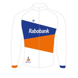 Rabobank winter jacket cycling TD sportswear