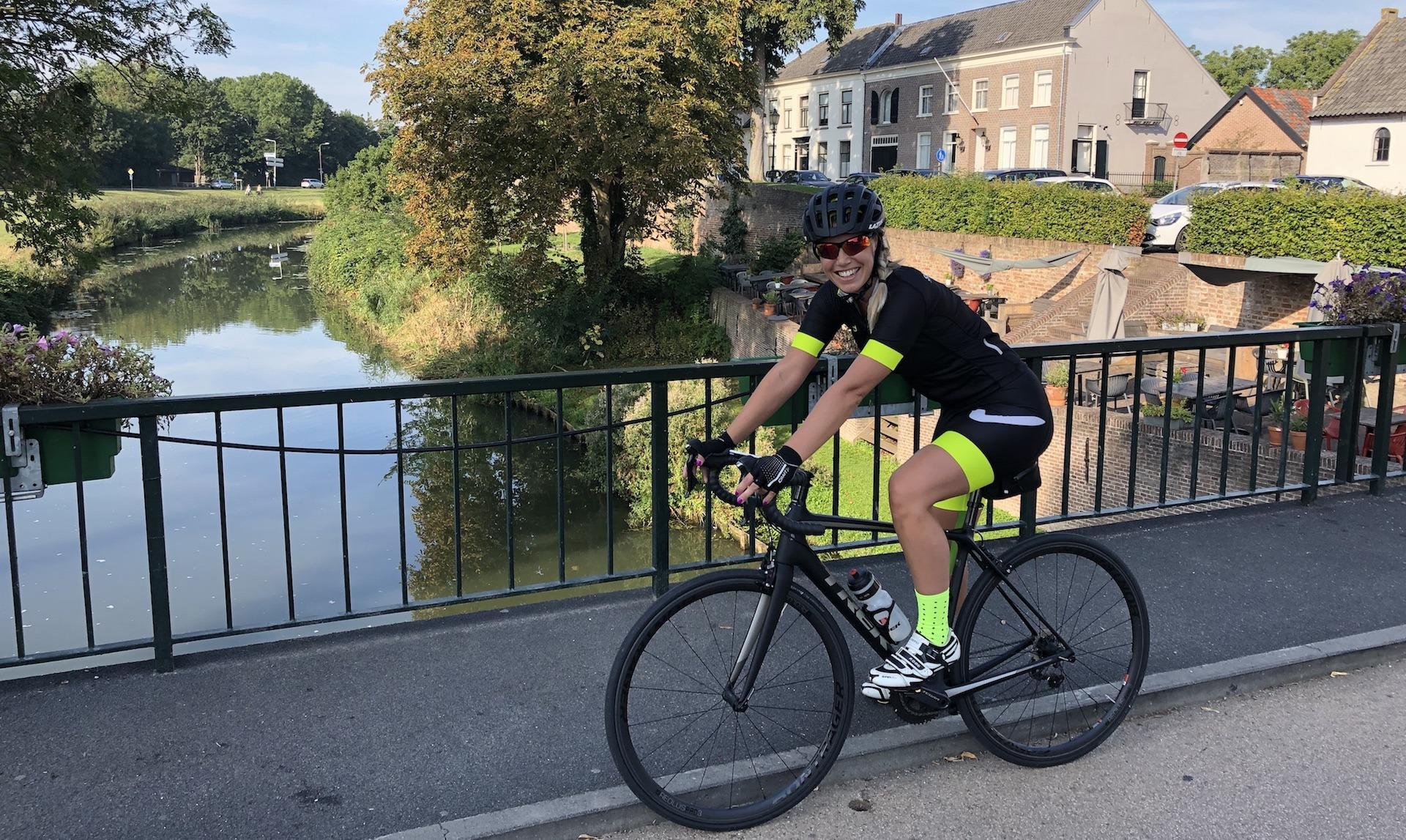 TD sportswear pro 800 fietskleding foto sportcorrect