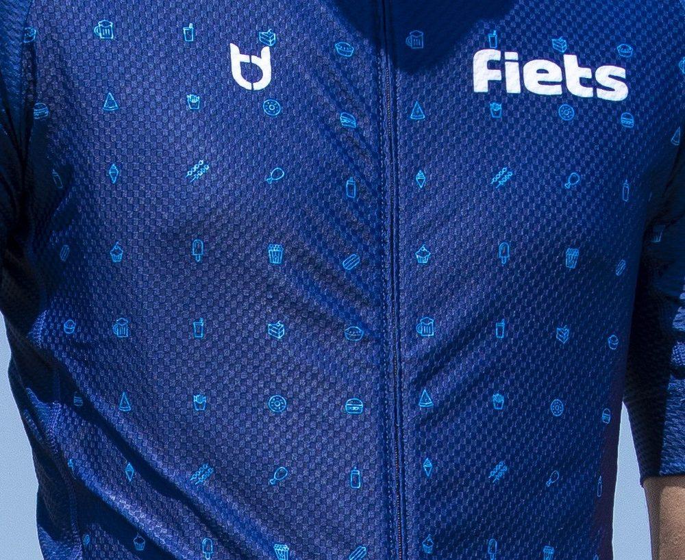 Elite 1200 shirt details TD sportswear