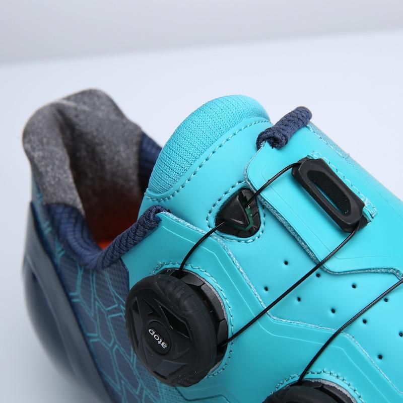 Bovenkant custom td sportswear mtb schoen
