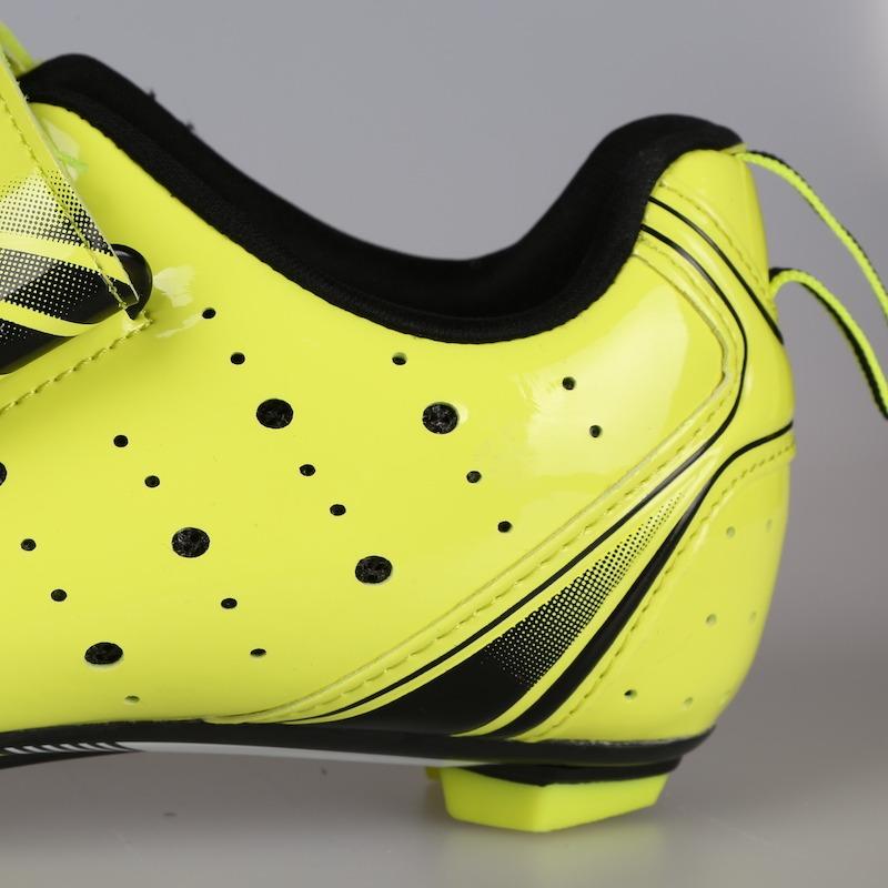 TD hybrid custom triathlon schoen hak geel
