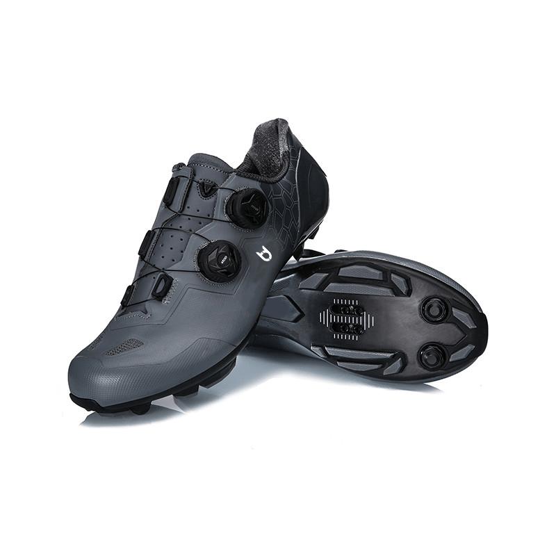 TD custom MTB schoenen Dirt mannen grijs paar