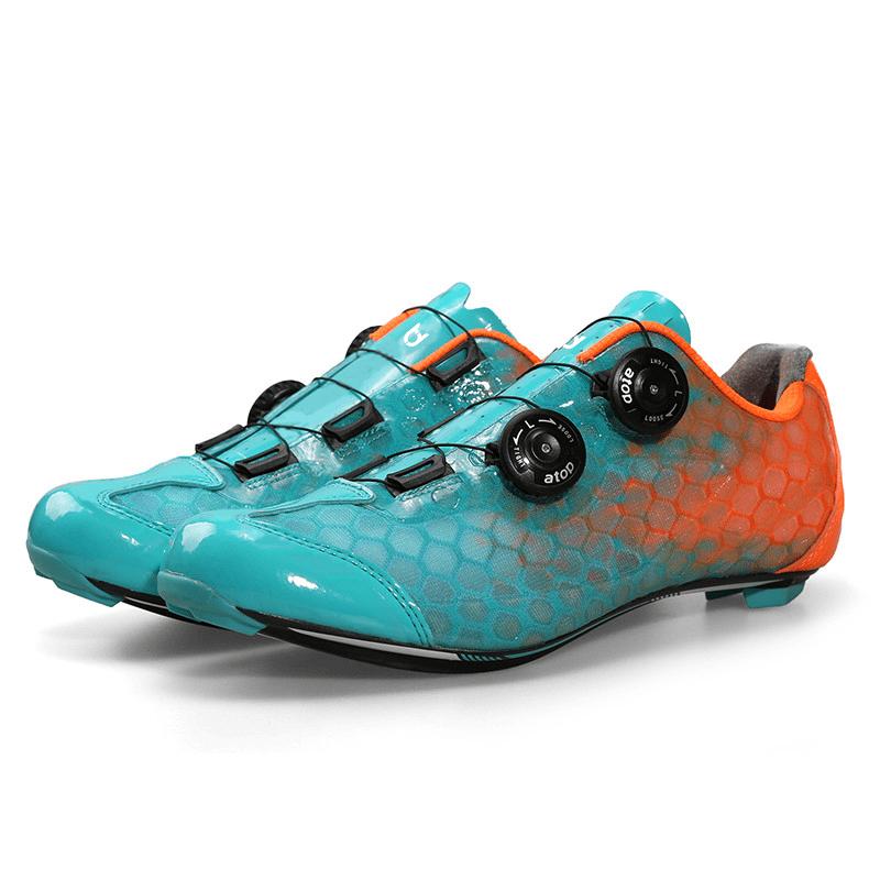 Custom wielerschoen TD sportswear vooraanzicht