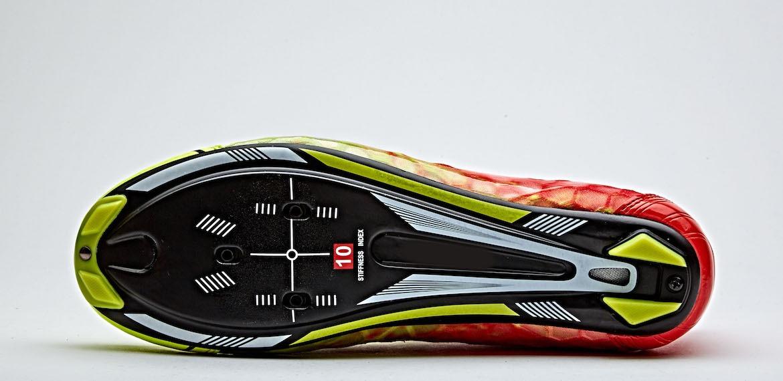 TD sportswear wielerschoen carbon zool custom