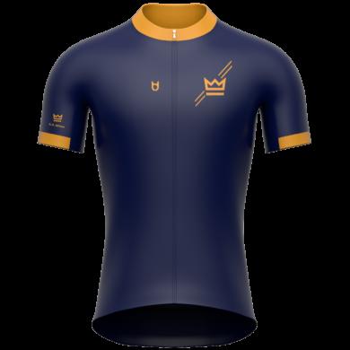 Td sportswear custom cycling jersey front