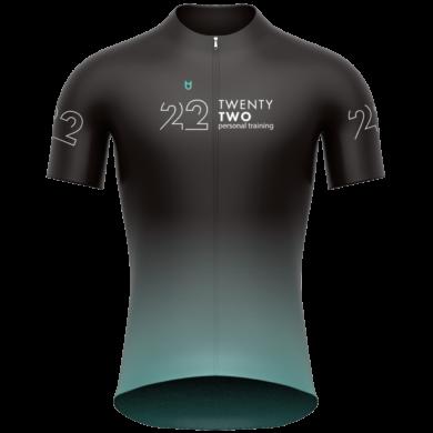Twenty two cycling jersey custom made