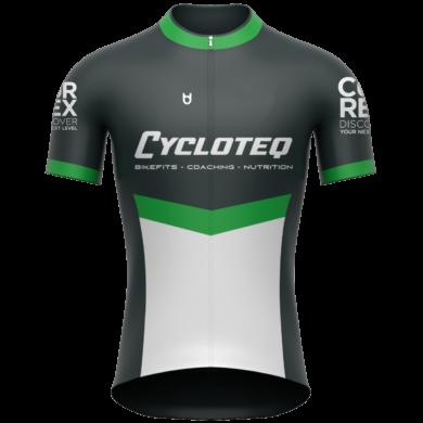 Cycloteq cycling jersey custom made