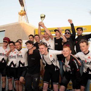 Flint cycling team klantfoto TD sportswear foto 2