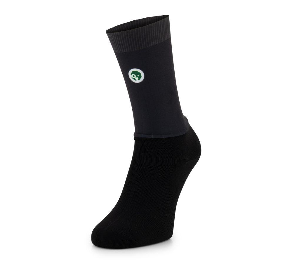 Custom cycling apparel aero socks TD