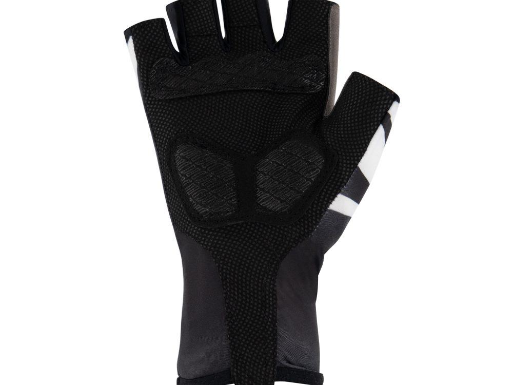 handschoen binnen aanzicht