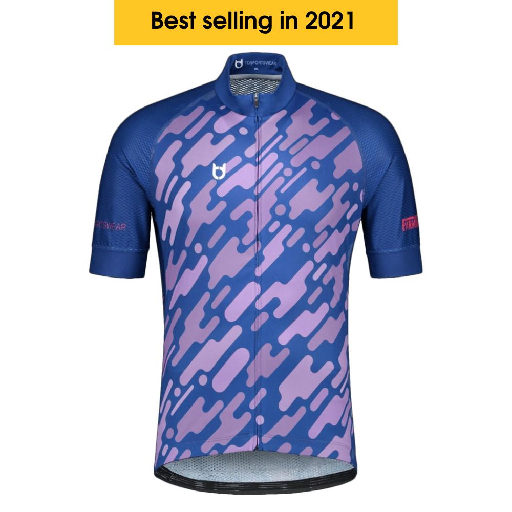Pro 800 custom cycling jersey